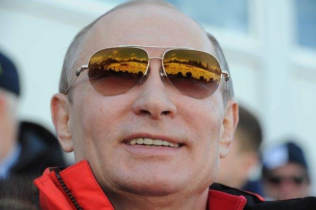 W�adimir Putin w Soczi