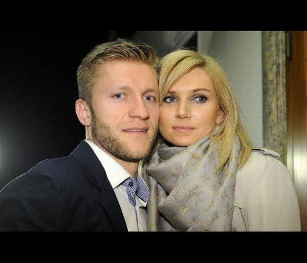 Marcin Błaszczykowski, Agata Błaszczykowska