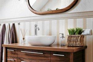 Meble �azienkowe: szafki pod umywalk� bez sztampy