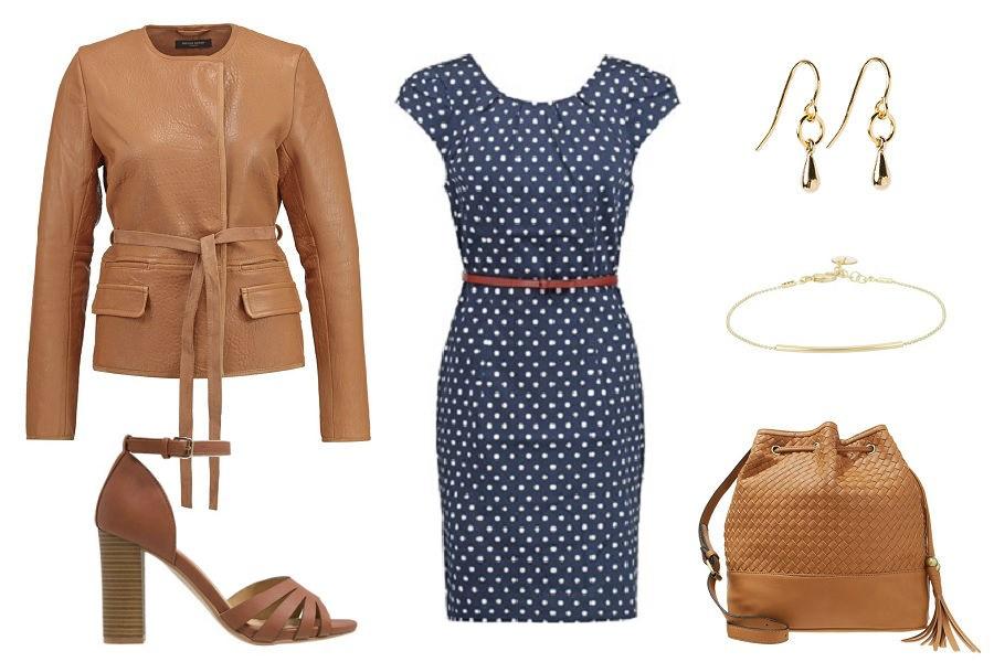 967f5dfc9a Sukienki w kropki - sprawdź z czym je nosić latem