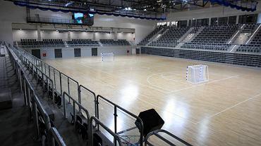 Nowa hala sportowa przy al. Unii
