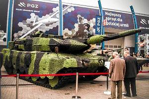Więcej niż połowa niemieckich czołgów nie jest gotowa na wojnę