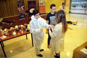 Kolejne zajęcia dla młodzieży w WSPiA za nami