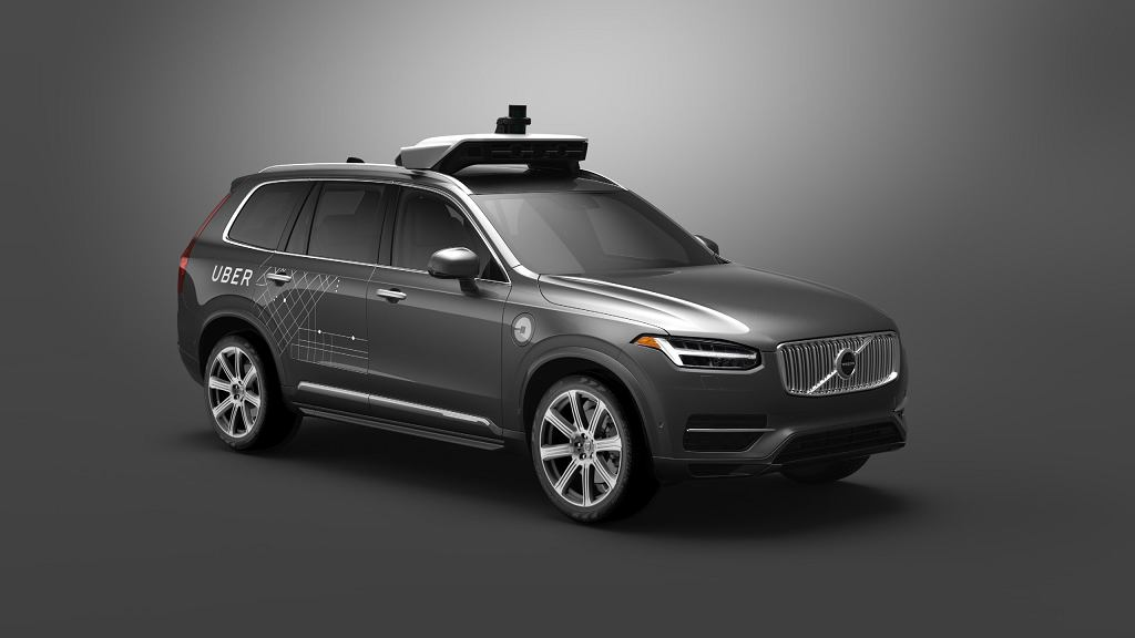 Volvo - Uber