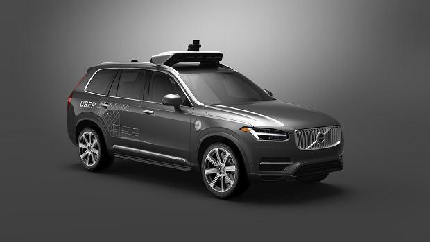Volvo | Autonomiczne samochody dla Ubera
