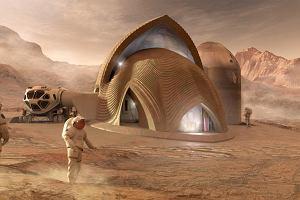 Czy tak będzie wyglądać nasza pierwsza osada na Marsie? NASA wyłoniła zwycięzców konkursu