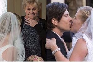 Ślub Natalki Mostowiak