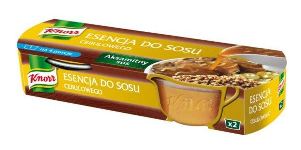 Nowo��! Esencje do sos�w Knorr - sekret wielkanocnego sosu