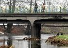 To jedyny taki most w kraju. Grozi mu zawalenie