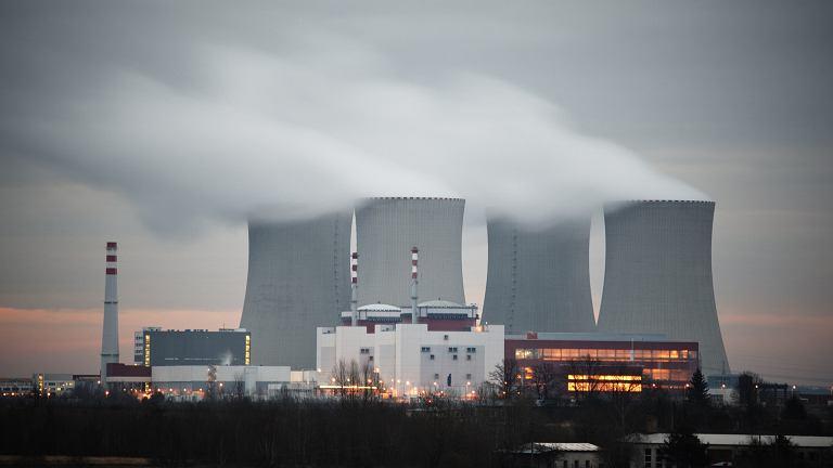 Elektrownia jądrowa Temelin w Czechach