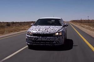 Prototypy | Nowy VW Polo | Mamy pierwszy film!