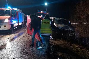 Pijany kierowca zabił cztery osoby. Usłyszał zarzuty, grozi mu 12 lat więzienia