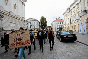 Aborcja. Studenci kontra Ordo Iuris na Uniwersytecie Medycznym