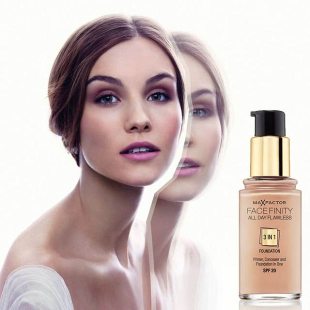 Facefinity All Day Flawless 3-in-1 od Max Factor