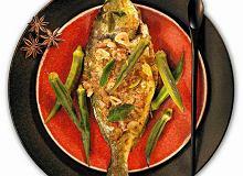 Singapurska ryba curry - ugotuj