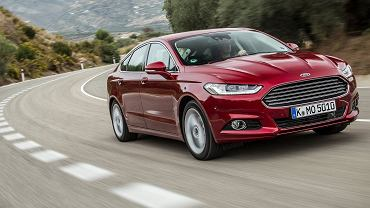 Ford Mondeo 4WD