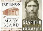 Biografia Winstona Churchilla, wycieczka po Partenonie, portret Rasputina i Wersal za Ludwika XIV. Polecamy książki