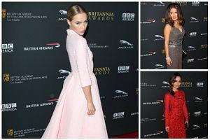 Salma Hayek, Julia Roberts, Berenice Marlohe, George Clooney i inni na gali BAFTA Los Angeles Britannia Awards [ZDJ�CIA]