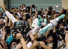 Rosberg mistrzem świata Formuły 1