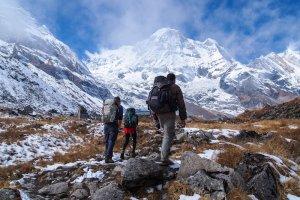 Nie trzeba by� himalaist�, �eby dotrze� do st�p Mount Everestu. Trekking nie tylko dla zaawansowanych [NEPAL]