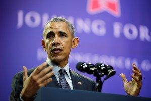 Obama do Trumpa: Budowa mur�w nie rozwi��e problem�w