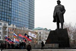 Radziecki cz�owiek, doniecka republika. Czy jest za co kocha� Ukrain�?