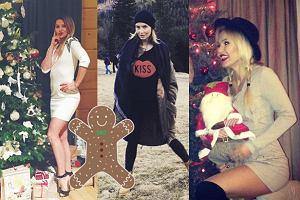 Gwiazdy na święta: Lewandowska, Szulim, Doda