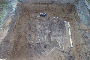Ekshumowano niemieckich żołnierzy złożonych w zbiorowej mogile na cmentarzu w Opolu [ZDJĘCIA]