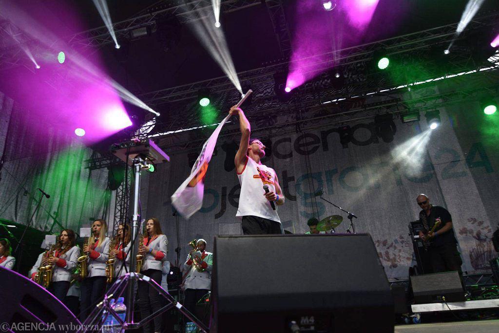 LUC na Olsztyn Green Festival / ARKADIUSZ STANKIEWICZ