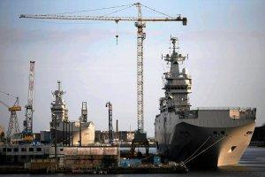Kreml: Francja zwr�ci�a Rosji zaliczk� za mistrale