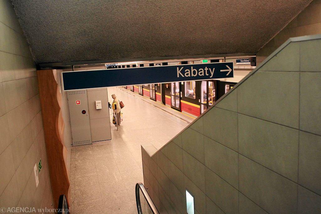 Stacja metra Stare Bielany