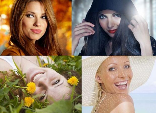 Panie: Wiosna, Lato, Jesie�, Zima i ich sk�ra. Czego najbardziej potrzebuje?