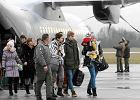 Polacy z Mariupola maj� przyjecha� do Polski do 30 listopada. Powstanie lotniczy punkt graniczny