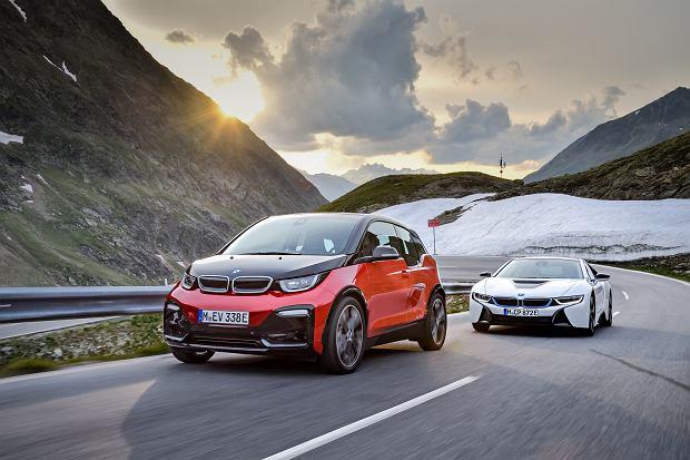 BMW pokazało i3S. Elektryczny maluch na lekkich sterydach