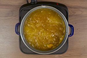 Ogórki w zalewie curry