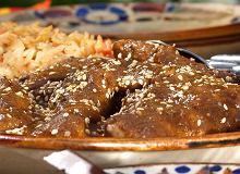 Indyk w sosie czekoladowym - ugotuj