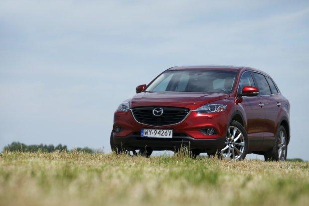 Mazda CX-9 3.7 V6 A/T 4x4 | Test | Mam gdzie� downsizing!