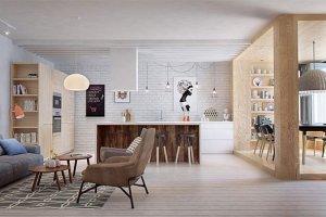 89851c10b3 Czy prostota może być wyrafinowana  Przykład tego apartamentu pokazuje