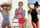 Najlepsze kostiumy kąpielowe dla kobiet o chłopięcej figurze