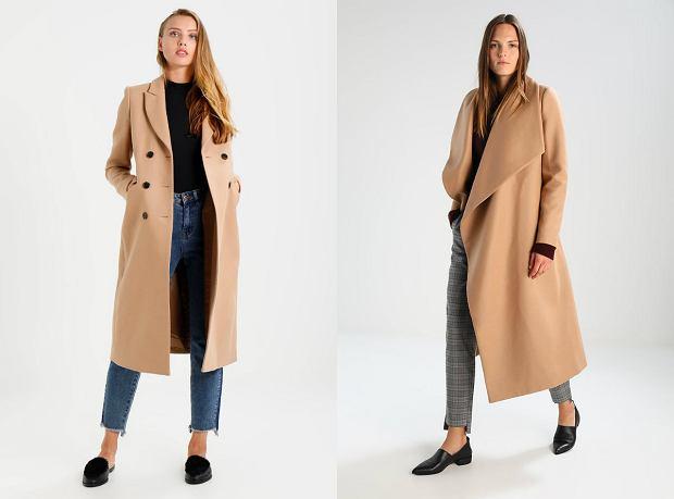 Brązowy płaszcz - nieśmiertelny klasyk w damskiej garderobie
