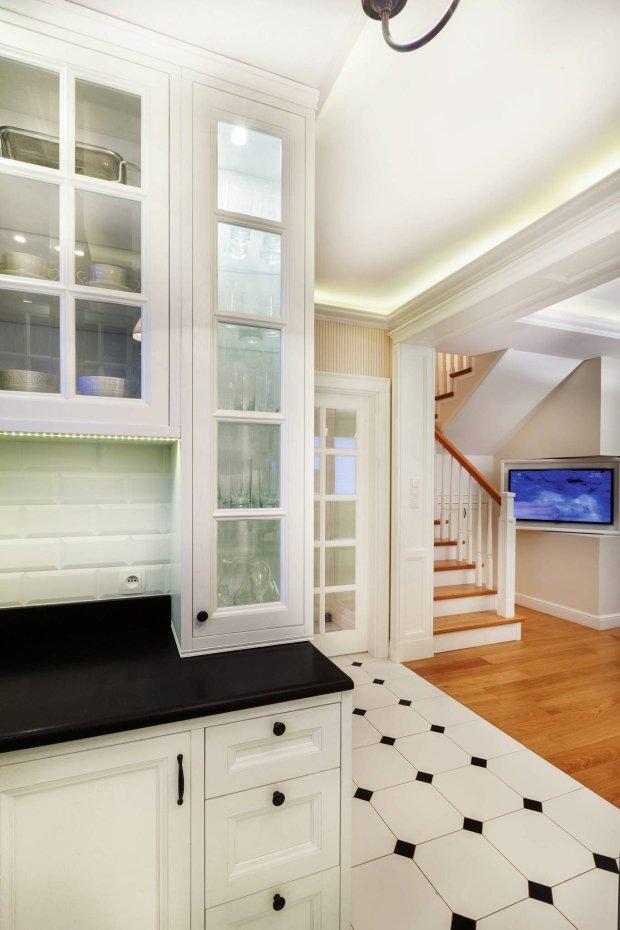 kuchnia, meble kuchenne, pomysły na kuchnię, oświetlenie kuchni