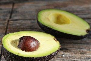 Naturalne kosmetyki: awokado, og�rek, cytryna i kiwi