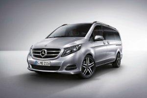 Mercedes Klasy V | Nowa jako��