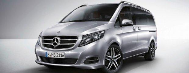 Mercedes Klasy V | Nowa jakość