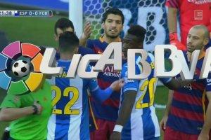 Strza��w nie brakowa�o, ale Barcelona gubi punkty z Espanyolem [ELEVEN SPORTS NETWORK]