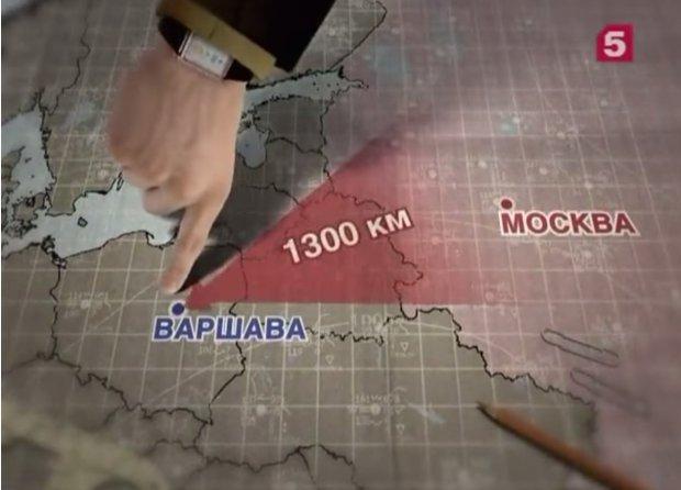 Rosyjska telewizja: 9 maja w Polsce? Nasze czołgi mogą być w 24 godziny. A w Wilnie nawet nas nie zauważą