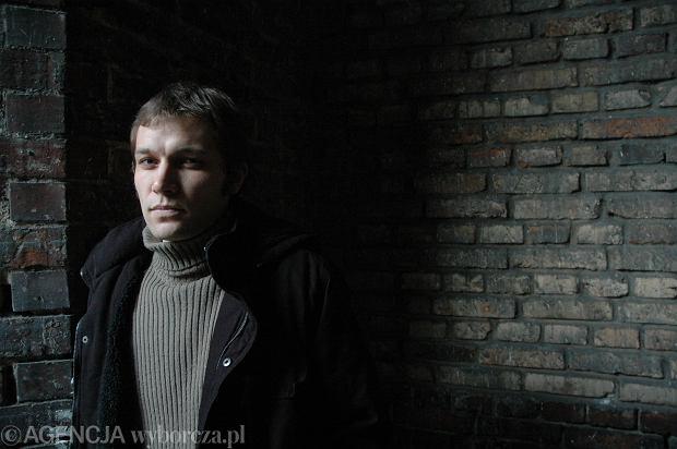 Krzysztof Siwczyk - od Wojaczka do Audena