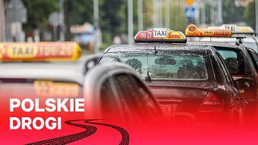 Taksówkarka z Warszawy o codziennej pracy i o tym, jak jeżdżą Polacy