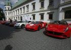 Galeria | Parada Ferrari rusza w Polskę
