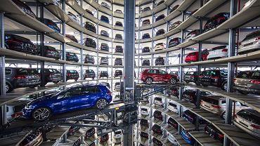 Siedziba Volkswagena w Wolfsburgu